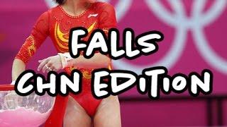 GYMNASTICS FALLS: CHINESE EDITION
