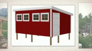 12' X 16' Chicken Coop Plans, Kindle Edition: Chicken Coop Plans In A Kindle