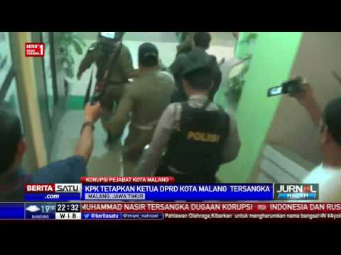 KPK Sita 3 Tas Besar Kasus Korupsi Pejabat Malang