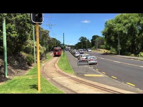 Classic Auckland Tram - MOTAT
