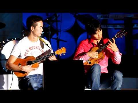 Jake and Bruce Shimabukuro - Piano Forte