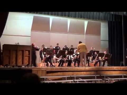 Hillsborough Middle School Jazz Ensemble Clinic