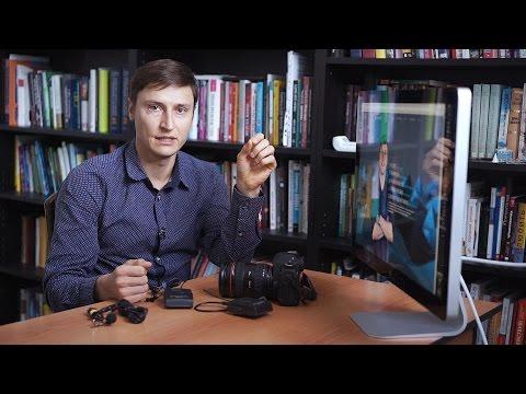 Как записывать звук для видеоблога