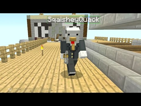 Minecraft Xbox - Sky Den - Castle Carriage (62)