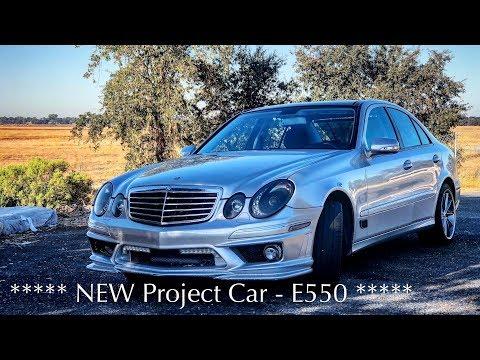 Mercedes E550 AMG Project|Build | CarMAN