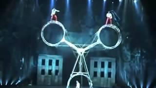 видео Цирк Дю Солей отзывы. Cirque du Soleil шоу Saltimbanko. Видео.