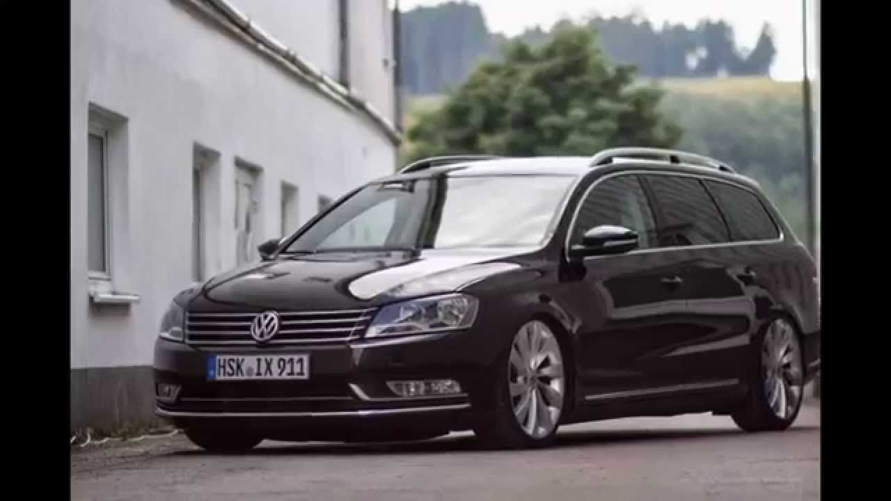 volkswagen passat b7 tuning youtube. Black Bedroom Furniture Sets. Home Design Ideas