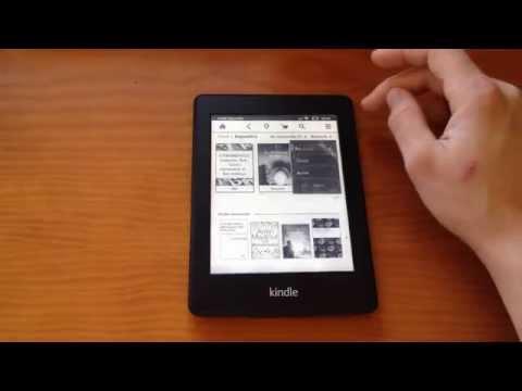 Kindle Paperwhite Review Análisis Español