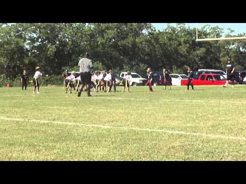 James Flag Football Game 2013-10-19 Keith Bears vs Robison Raiders