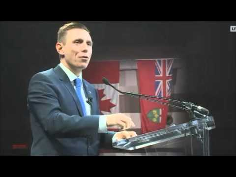 "Patrick Brown 2016 PC ALL IN convention  Keynote Speech "" Ottawa Convention"