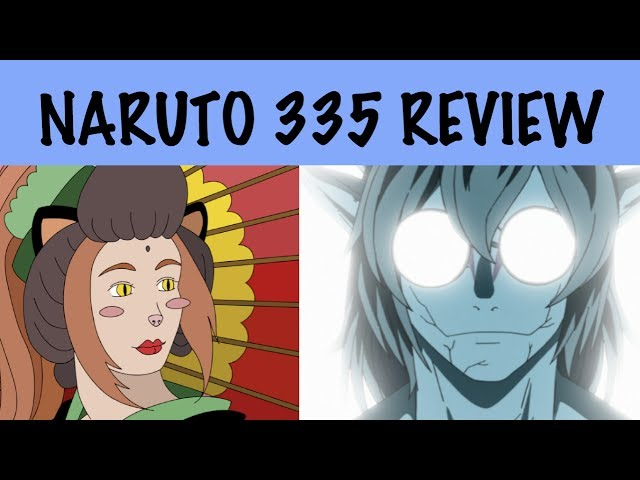 NARUTO episode 335 REVIEW: COMMENCE IZANAMI & KABUTO'S FLASHBACK!! Travel Video