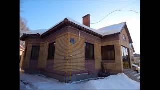 Кирпичный дом 100 м2 в поселке Ореховка