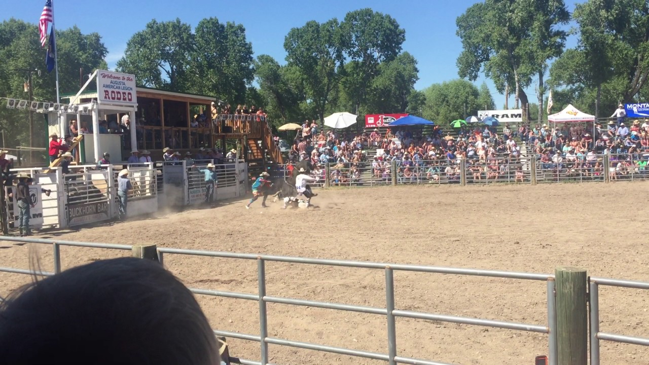 Augusta Mt Rodeo Weekend 2017 Youtube