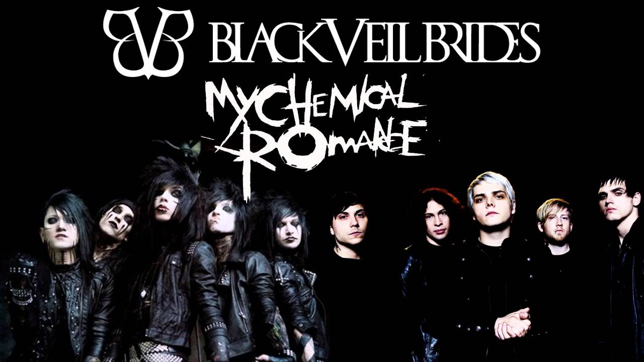 Black Veil Brides In The End Wallpaper Famous Last Words In T...
