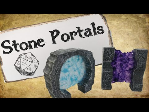 How to Make Portals for D&D