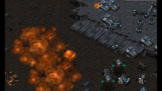 Flash (T) v Jaedong (Z) on Match Point - StarCraft  - Brood War REMASTERED