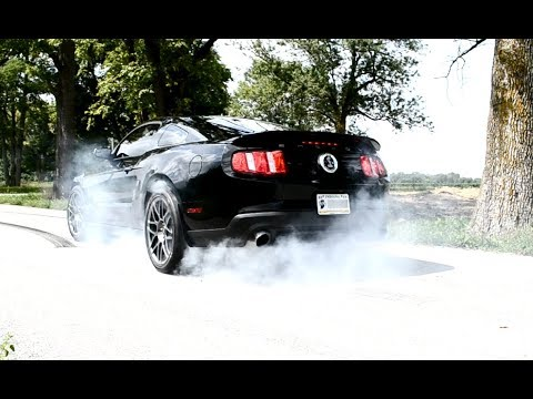 my Shelby GT500 wrecked my BANK account