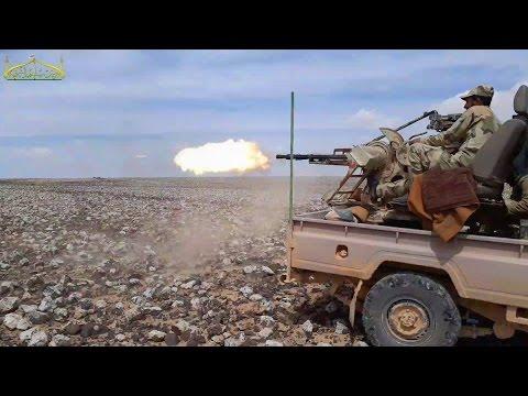 مطارات النظام ال٤ تحت مرمى الثوار قرب دمشق..والنظام يحذر من حشود عسكرية بالأردن-تفاصيل