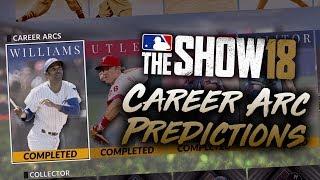 New Career Arc Predictions! MLB The Show 18 Diamond Dynasty