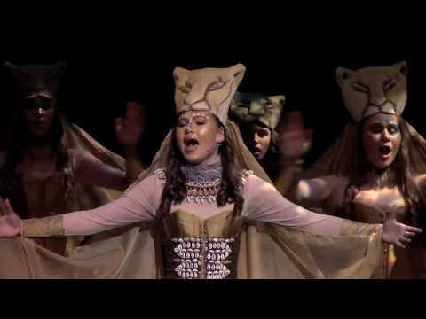 Shadowland - Lion King Jr. 2017 (performed by Madden Reese Pearce)