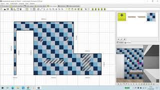 Estilos de colocação de Azulejos e Pavimentos