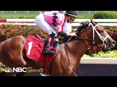 Florida Derby 2019 (FULL RACE) | Road to the Kentucky Derby | NBC Sports