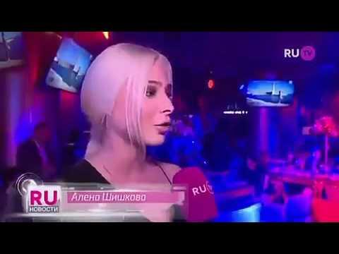 Алена Шишкова о своей дочери Алисе ...