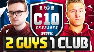 2 GUYS 1 CLUB!!! FIFA 16 DUAL ROAD TO GLORY!!! Episode 5