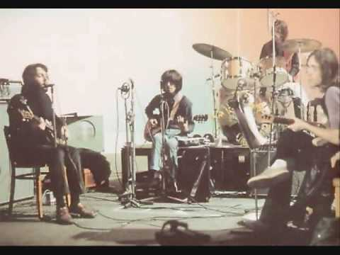 Beatles w/ Billy Preston - Love Me Do 1969
