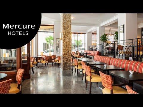 Hotel Mercure Biarritz Centre Plaza