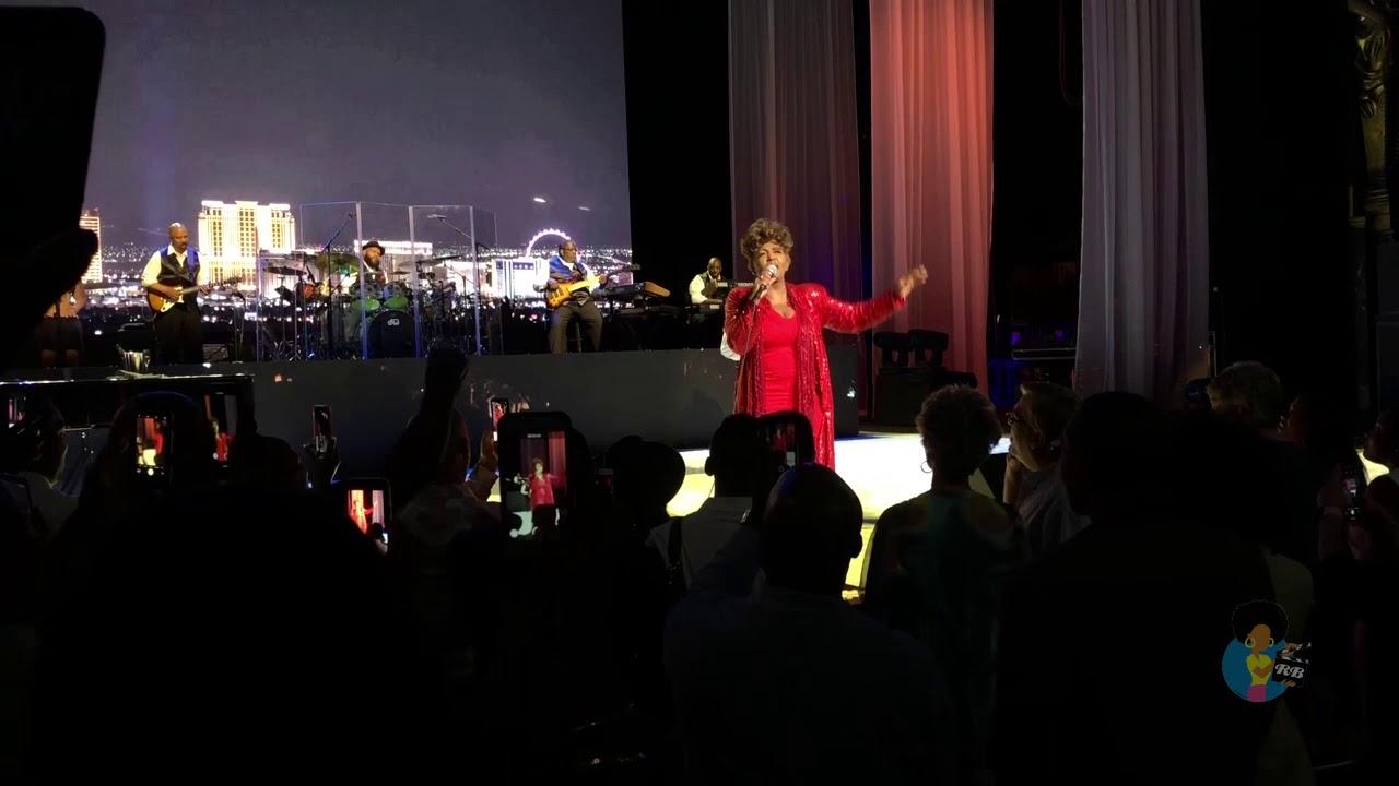 Anita Baker - Angel (Farewell Tour) | Las Vegas 5/31/2019
