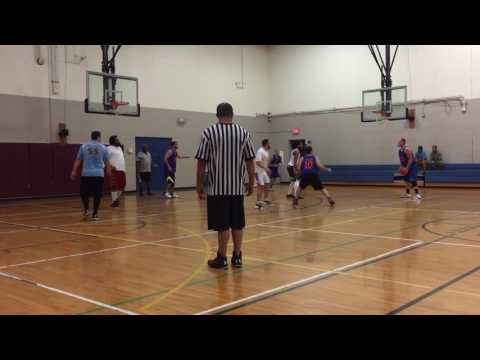 Any Given Sunday (Blue) Vs Eastern Pandhandle Ballers (White)
