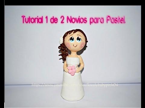 tutorial-novia-/-muñecos-para-pastel-/wedding-cake-toppers