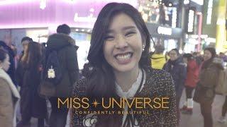 Up Close: Miss Universe Korea Jenny Kim