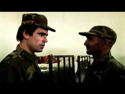 The Extreme Tourist: Afghan Army