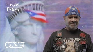 Puerto Rican Activists Took Over the Statue of Liberty