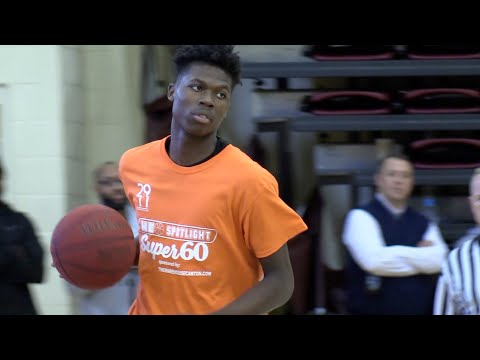 See Chris Livingston, nationally ranked freshman in Akron and Ohio State basketball target