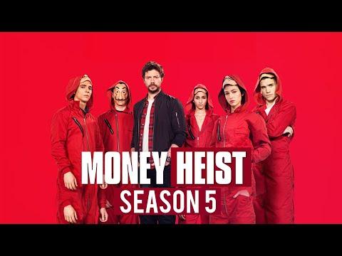Money Heist Season 5 (La Casa De Papel) Release Date, New Cast, Plot Detail - US News Box Official