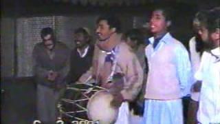 Dhol Geet ( Kadi Aassay Wasday ).MPG