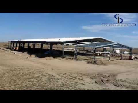 Colorado Steel Building Erection Project - SBI