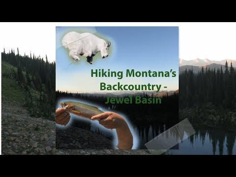 Hiking Montana's Back country - Jewel Basin ||MUST WATCH||