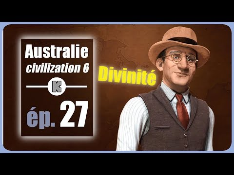 [FR] Let's play Civilization 6 Divinité Australie – 27
