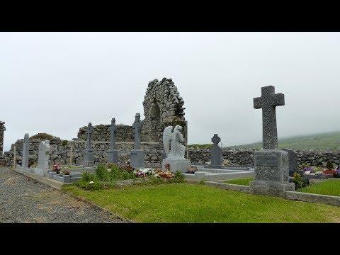 Killonaghan Church Ruins - The Burren - County Clare - Ireland