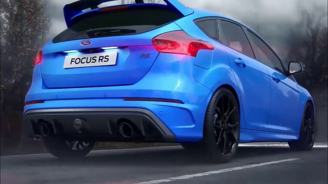 2016 Ford Focus Rs 0 60 You