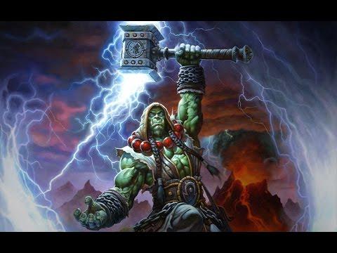 видео: heroes of the storm: Тралл