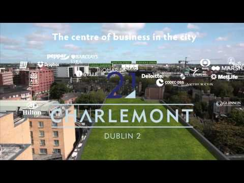 21 Charlemont – Grade A Dublin Office Space