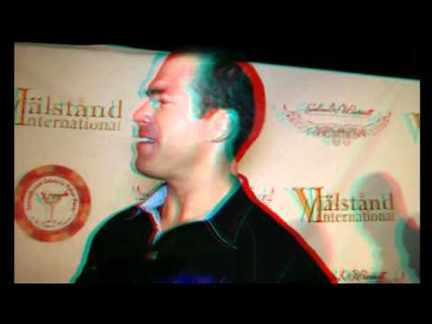 Brandon Molale in 3D at Playboy PreESPY Party