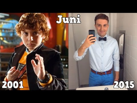 Spy Kids Before And After 2015
