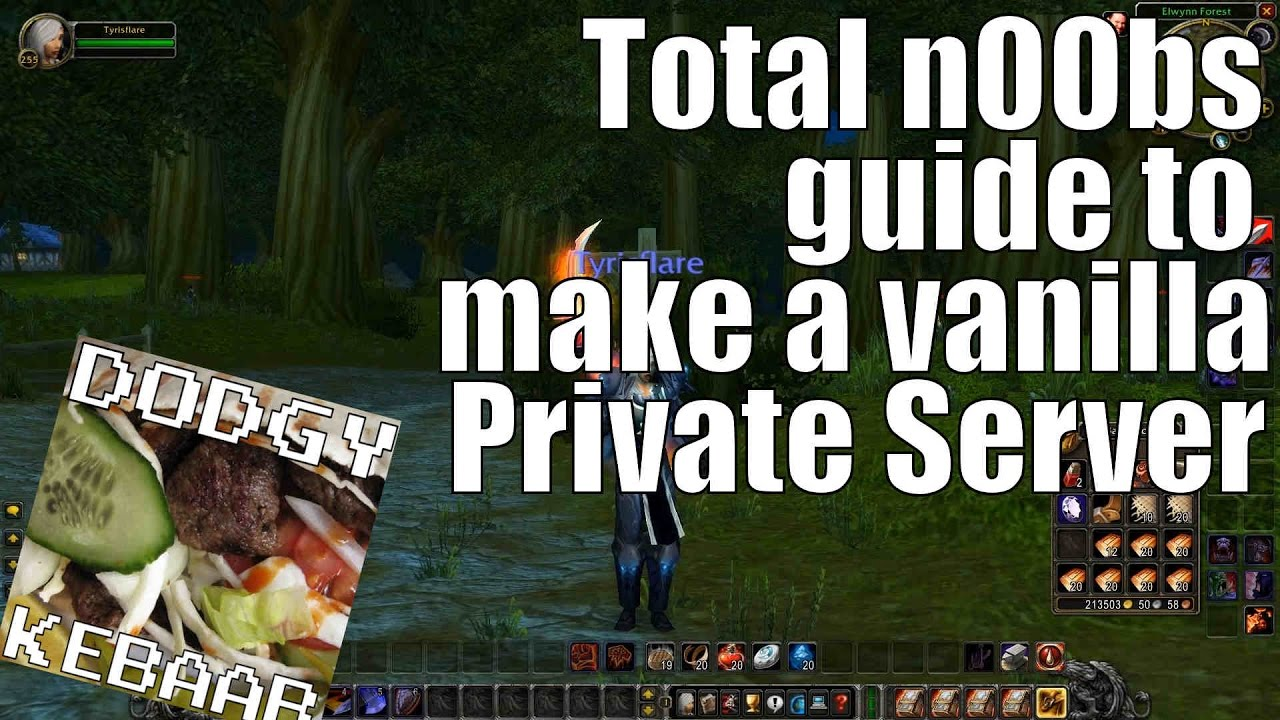 Super Easy guide to create your own Vanilla 1 12 1 Private Server