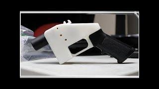 3D-printed gun fight: Fears of terrorism raised WorldTimes Now